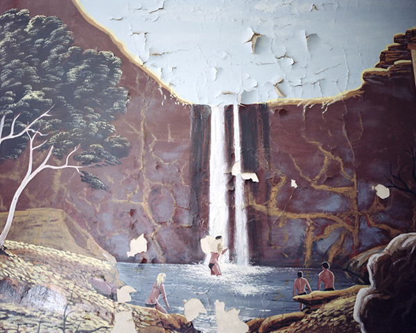 Palace Mural #1 Broken Hill